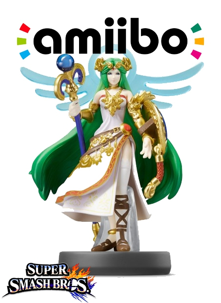Boxshot Palutena (Nr. 38) - Super Smash Bros. series