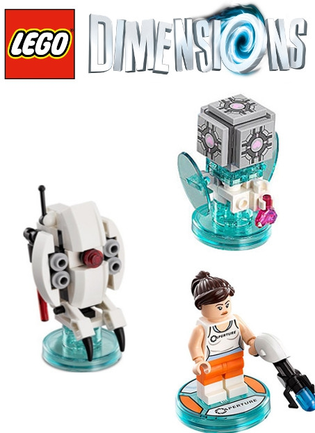 Boxshot Portal 2 - LEGO Dimensions Level Pack 71203