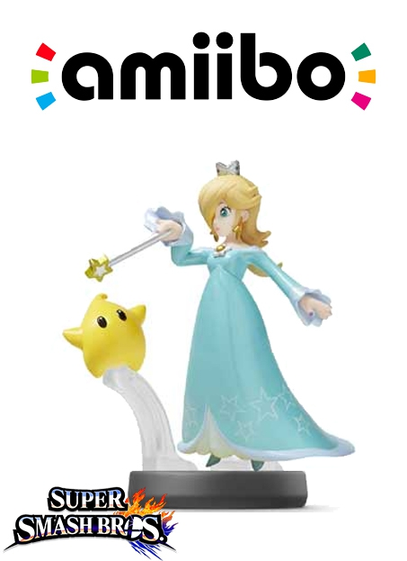 Boxshot Rosalina (Nr. 19) - Super Smash Bros. series