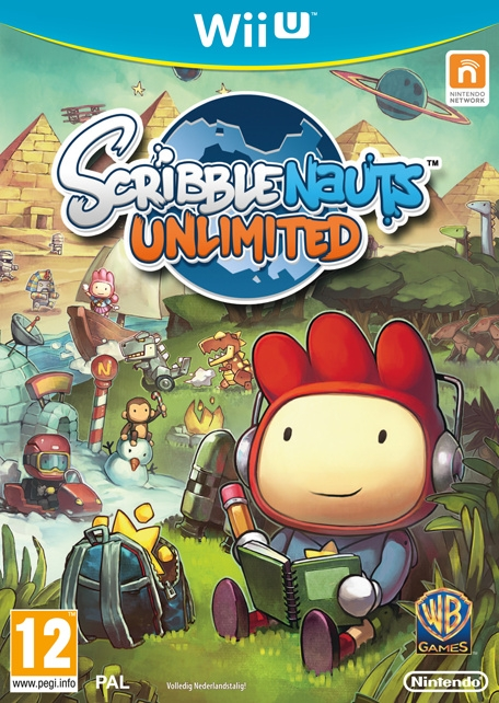 Boxshot Scribblenauts Unlimited