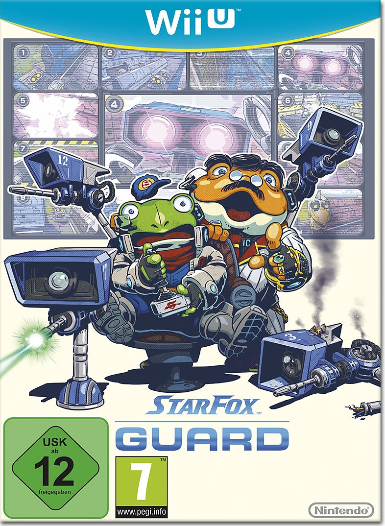 Boxshot Star Fox Guard