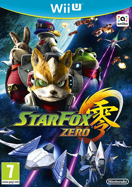 Boxshot Star Fox Zero