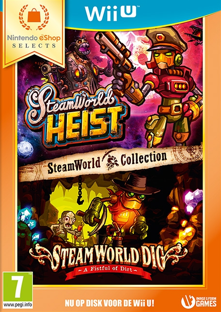 Boxshot SteamWorld Collection