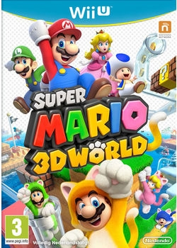 Boxshot Super Mario 3D World