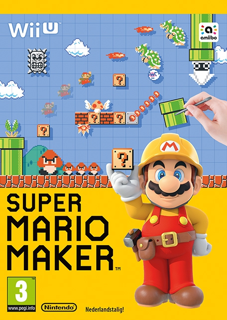 Boxshot Super Mario Maker