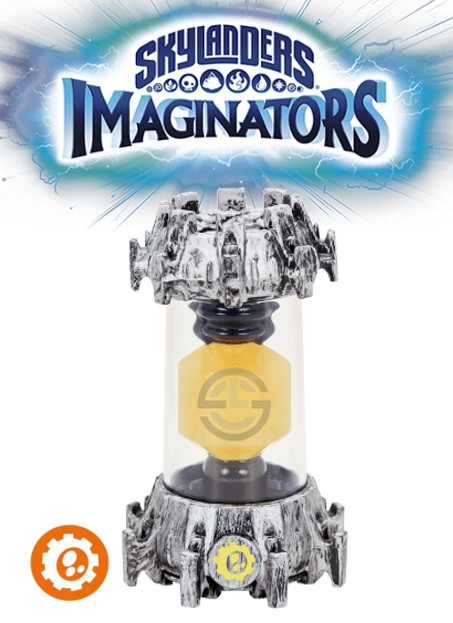 Boxshot Tech Creation Crystals - Skylanders Imaginators