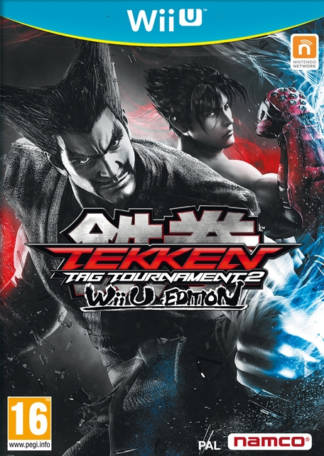 Boxshot Tekken Tag Tournament 2 Wii U Edition