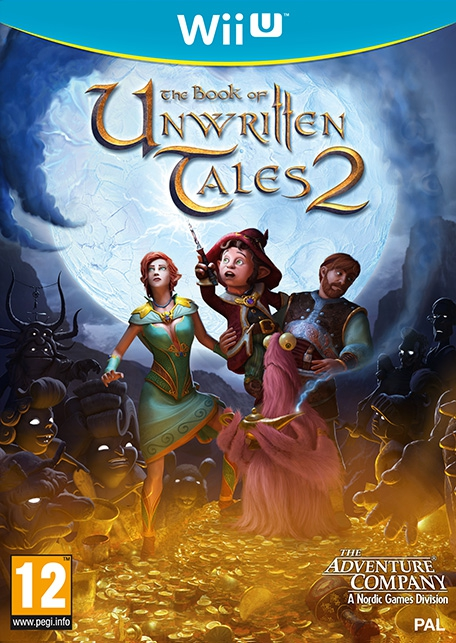 Boxshot The Book of Unwritten Tales 2