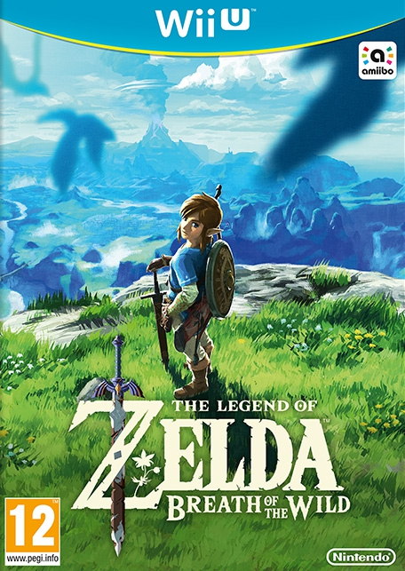 Boxshot The Legend of Zelda: Breath of the Wild