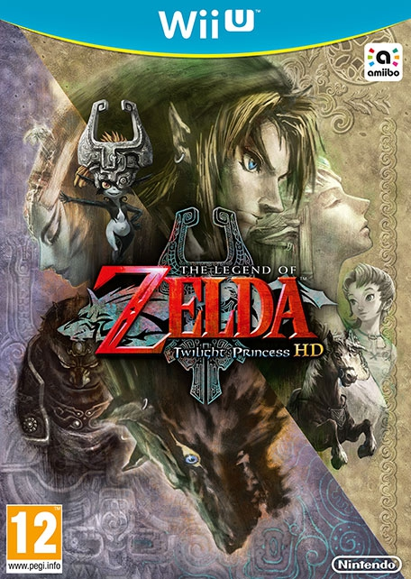 Boxshot The Legend of Zelda: Twilight Princess HD