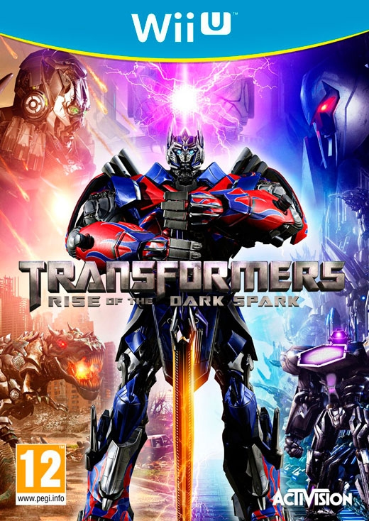 Boxshot Transformers: Rise of the Dark Spark