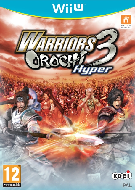 Boxshot Warriors Orochi 3 Hyper