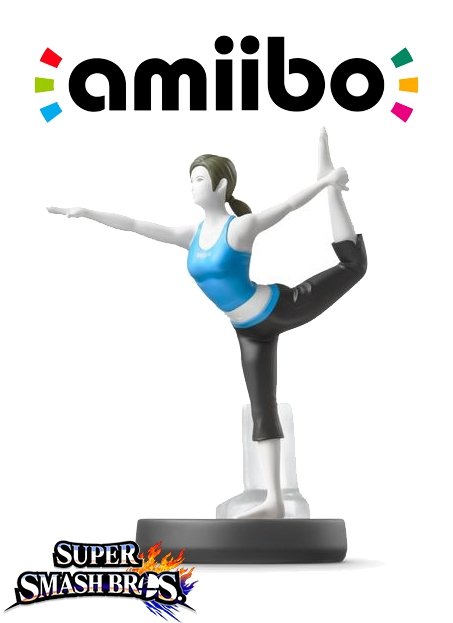 Boxshot Wii Fit Trainer (Nr. 8) - Super Smash Bros. series