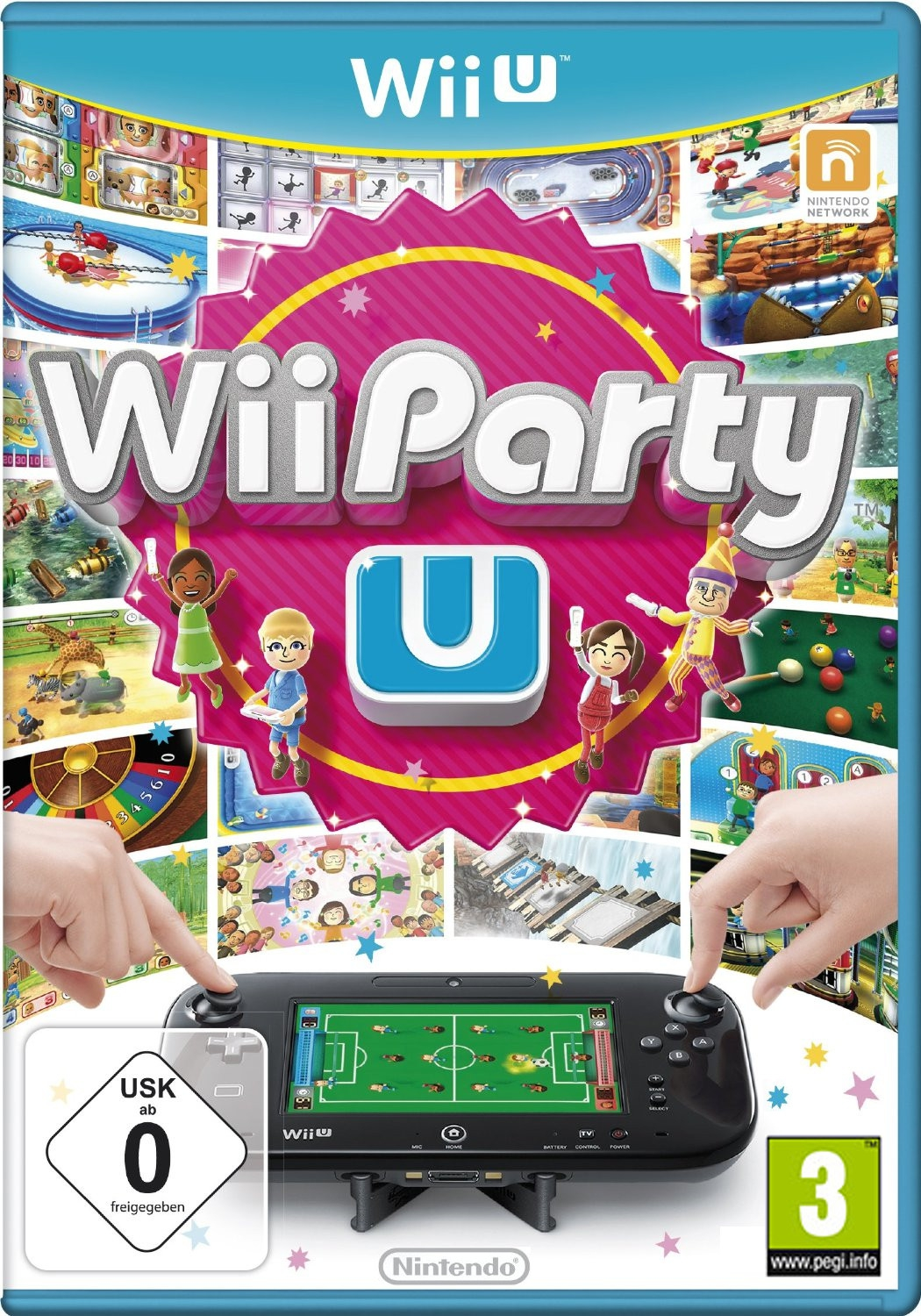 Boxshot Wii Party U
