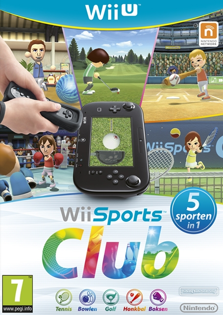 Boxshot Wii Sports Club
