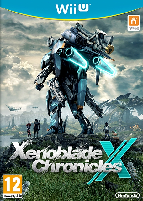 Boxshot Xenoblade Chronicles X