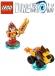 Box Chima Laval - LEGO Dimensions Fun Pack 71222