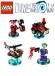 Box DC Comics - LEGO Dimensions Team Pack 71229