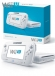 Box Nintendo Wii U 8GB Basic Pack - Wit