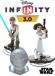 Box Star Wars Rise Against the Empire Play Set: Luke Skywalker & Princess Leia - Dinsey Infinity 3.0