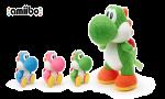 Afbeelding voor Nintendo brengt een mega-Yoshi amiibo naar Europa!
