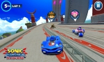 Afbeelding voor Wii U game review: Sonic & All-Stars Racing Transformed