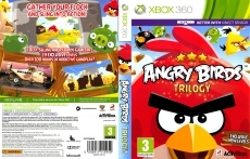 Review Angry Birds Trilogy: Cover voor XBOX 360!
