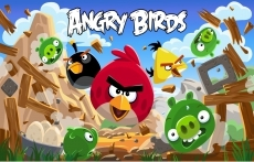 Review Angry Birds Trilogy: Leuke poster voor deze game!