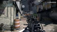 Review Call of Duty: Ghosts: De grafische stijl is erg donker. In de campaign zorgt dat voor een goede sfeer, maar in de multiplayer is het niet zo handig.