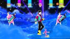 Review Just Dance 2017: Je moet de moves volgen om punten te verdienen.
