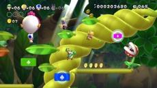 Review New Super Luigi U: De platform gekte is ook deze keer met 5 spelers te spelen. Mario ontbreekt, de onkwetsbare Nabbit is erbij!