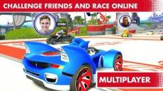 Review Sonic & All-Stars Racing Transformed: Ga online en race tegen vrienden of vreemden van over de hele wereld!