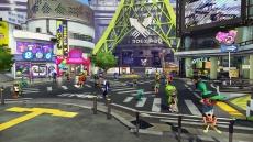 Review Splatoon: Inkopolis Plaza is de plek waar Inklings samenkomen. Vind Cap'n Cuttlefish in de putdeksel en begin aan de campaign...