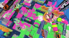 Review Splatoon: ... of klieder in het rond in de online multiplayer op prachtige maps!
