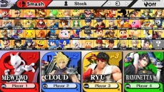 Review Super Smash Bros. for Wii U: Alle vechters in het spel (inclusief DLC).