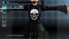 Review Tekken Tag Tournament 2 Wii U Edition: Neem je personage onder de loep en bepaal zelf hoe hij of zij eruit komt te zien.
