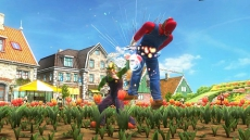 Review Tekken Tag Tournament 2 Wii U Edition: Knok in meer dan twintig unieke stages, waarvan er eentje zich bevindt in ons eigen landje.