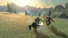 Review The Legend of Zelda: Breath of the Wild: Op gebied van graphics is Breath of the Wild een hoogstandje.