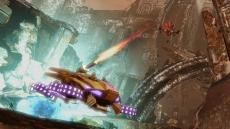 Review Transformers: Rise of the Dark Spark: Elke Transformer kan zich Transformeren in een voertuig. Helaas voegt dit weinig toe aan de gameplay.
