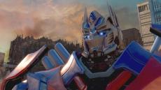 Review Transformers: Rise of the Dark Spark: Laat je niet misleiden: dit is één van de mooiste plaatjes uit de game.