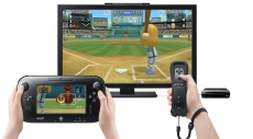 Review Wii Sports Club: Wii Sports Club maakt op een leuke manier gebruik van het scherm van de GamePad. Zo kun je richten en vangen tijdens het pitchen bij Honkbal.
