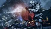 Met tot wel 4 spelers probeer je te overleven en de broeinesten van de aliens te vernietigen.
