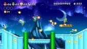 Net zoals in het Wii-deel zijn de gewone, vertrouwde Yoshi's aanwezig.