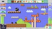 De originele Super Mario Bros.-stijl is old school, maar ziet er gelikt uit!