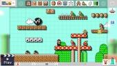 Super Mario Bros. 3 is de volgende stijl, waarin je de dril-move kunt uitvoeren!
