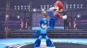 Ook de blauwe bomber, Megaman, is hier!