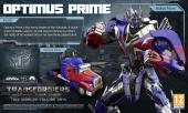 Optimus Prime: de leider van de Autobots.