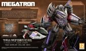 Megatron: de leider van de Decepticons en dief van de Dark Spark