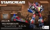 Starscream: Decepticon die vooral in de lucht actief is