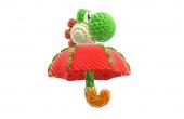 Vlieg met Yoshi als een paraplu...
